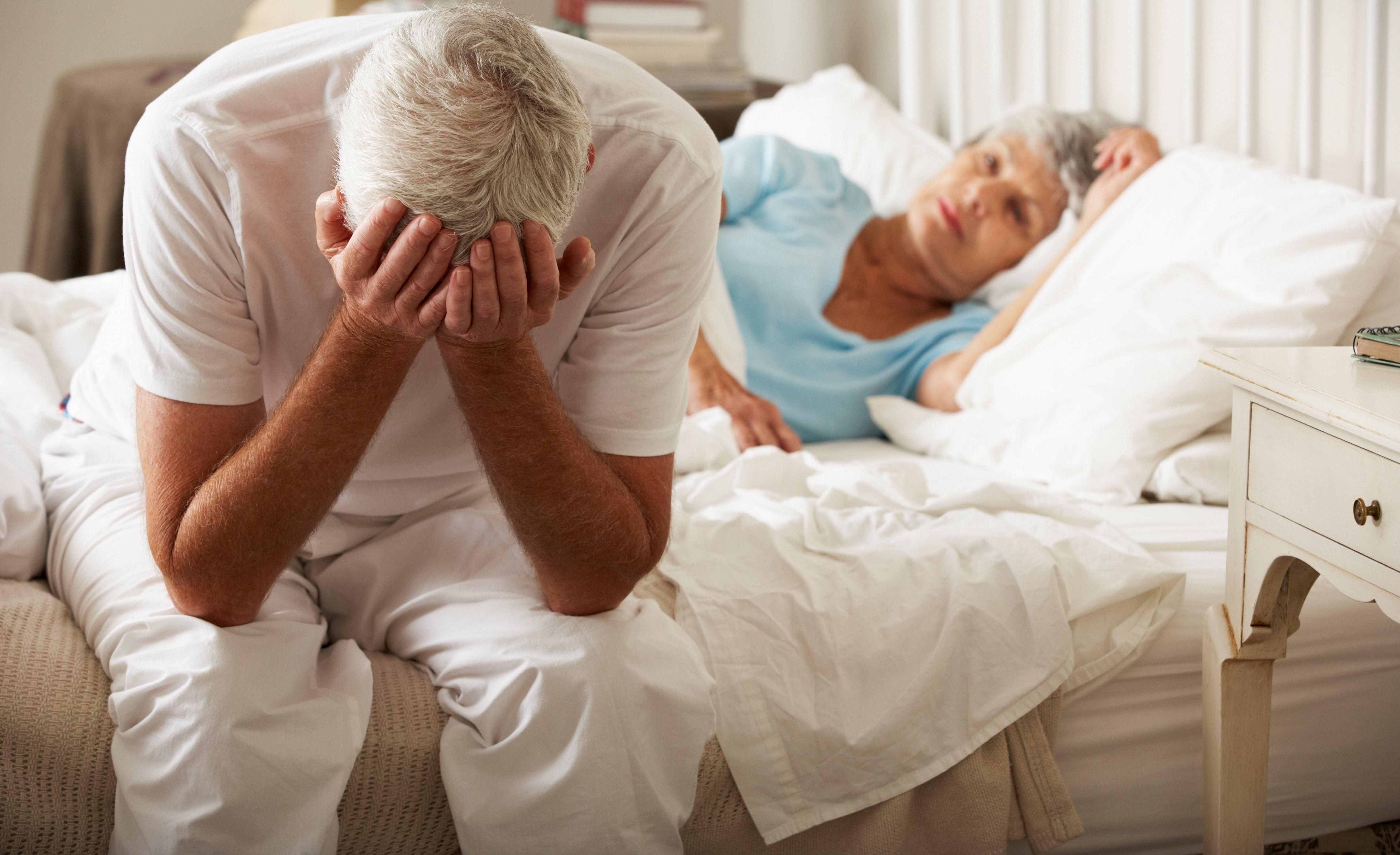 Câncer de próstata e apneia